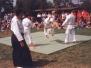 1992, Mentők napja, tatai Cseke-tó